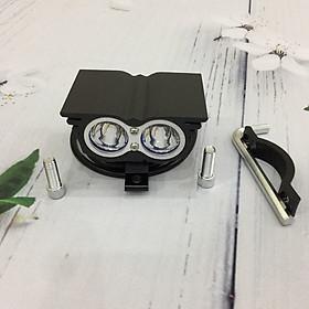 Đèn Mắt Cú L2 Trợ Sáng Cho Xe Máy - A219