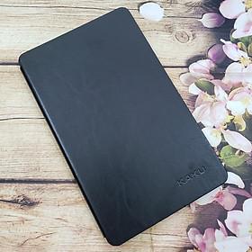 Bao da dành cho Samsung Galaxy Tab A7 2020 10.4 SM-T505 gập lưng cứng  hãng Kakusiga- Hàng nhập khẩu