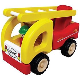 Xe Thang Cứu Hỏa Mk - Đồ chơi gỗ