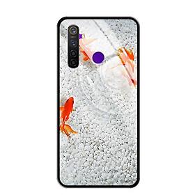 Ốp lưng kính cường lực cho điện thoại Realme 5 Pro -0233 CAKOI02 - Hàng Chính Hãng