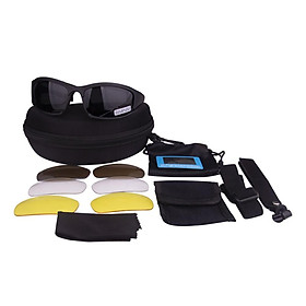 PC X7 Polarized Glasses Outdoor Protective Glasses Sunscreen Goggles