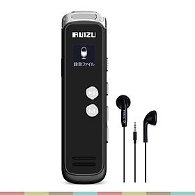 Ruizu K69 - Máy Ghi Âm Stereo, Ghi Âm Liên Tục 60 Giờ - Hàng Chính Hãng