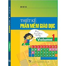 Thiết kế phần mềm giáo dục- Volume 1