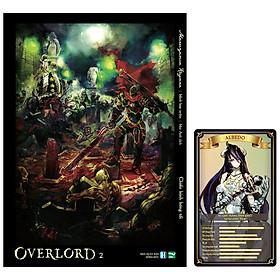 Overlord 2 - Chiến Binh Bóng Tối (Tặng Kèm Thẻ Bài Nhân Vật Cho Những Độc Giả Đặt Hàng Sớm Nhất, Số Lượng Có Hạn)