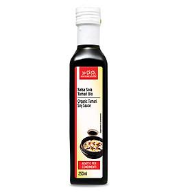Nước Tương Tamari Hữu Cơ 250ml Sottolestelle Organic Tamari Soy Sauce