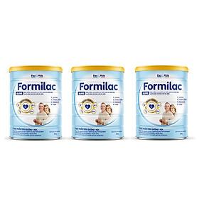 Bộ 3 Lon Sữa bột Formilac SURE (người cao tuổi) - 900g