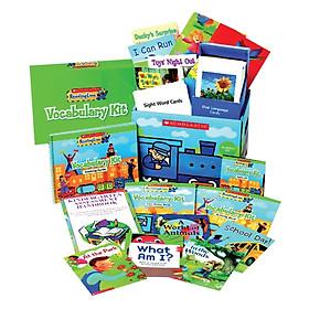 Scholastic Readingline Vocabulary (Student Pack)