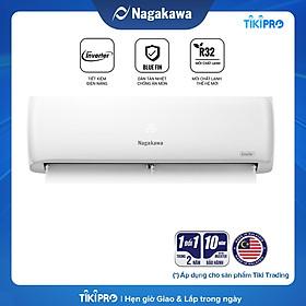 Máy Lạnh Nagakawa Inverter 1.5 HP NIS-C12R2H08 - Chỉ Giao tại HCM