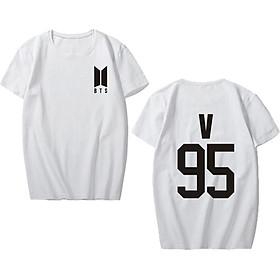 T-shirt BTS logo V 95
