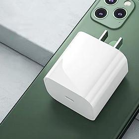 Cóc sạc nhanh chuẩn 20W - Cho iphone 11/ 12/ 12 Pro/ 12 Pro max