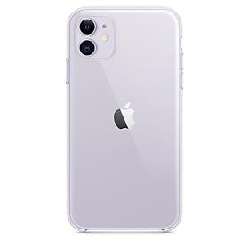 Ốp lưng dẻo trong suốt cho iPhone 11/ iPhone 11 Pro/ iPhone 11 Pro Max - Hàng nhập khẩu