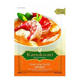 Bột lẩu thái ( Tom Yum Paste) Kanokwan 30 g