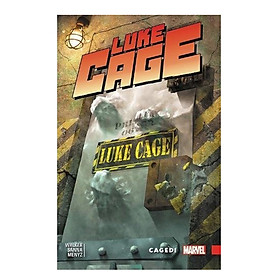 Marvel Comics: Luke Cage Vol. 2: Caged