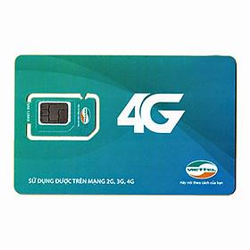 Sim 4G Viettel D500 tặng 4gb/tháng miễn phí 12 tháng không nạp tiền (chính hãng viettel)