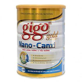 Sữa Bột Gigo Gold Nano-Canxi (900g)