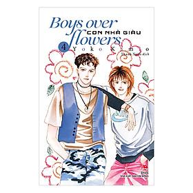 Boys Over Flowers - Con Nhà Giàu (Tập 4)