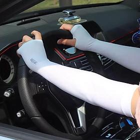 Combo 5 đôi gang tay chống nắng xỏ ngón – Giao màu ngẫu nhiên