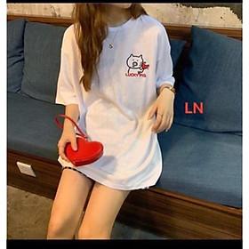 Áo phông lợn lucky Ngắn tay L&N.