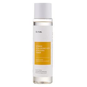 Nước cân bằng  IUNIK Vitamin Hyaluronic Acid Vitalizing Toner 200ml