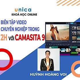 Khóa học DỰNG PHIM - Biên tập video chuyên nghiệp chỉ trong 2 giờ học với phần mềm Camtasia 9.0