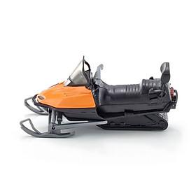Đồ chơi mô hình SIKU Xe trượt tuyết cá tính màu cam đen 0860