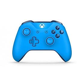 Tay Cầm Xbox One S - Xanh dương - Hàng Nhập Khẩu