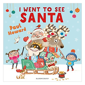 I Went to See Santa (Christmas books)