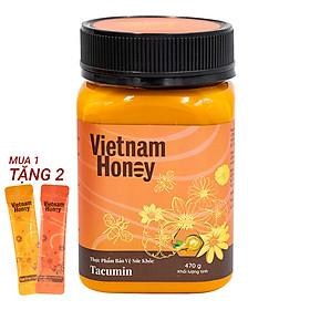 Mật ong Nghệ sữa chúa Tacumin 470g-VIETNAMHONEY