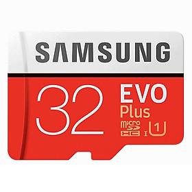 Thẻ Nhớ MicroSDHC Samsung EVO Plus 32GB 95MB/s