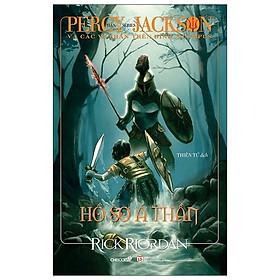 Percy Jackson Và Các Vị Thần Trên Đỉnh Olympus - Phần 4.5: Hồ Sơ Á Thần (Tái Bản 2021)
