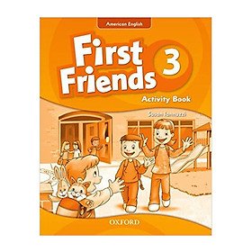First Friends (Ame) 3 Activity Book
