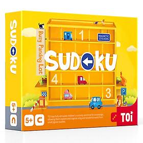 Trò Chơi Sudoku TOI