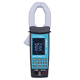 KKMOON KKM78 600V True RMS Digital Clamp Meter with AC V/A Waveform Display Multimeter Oscilloscope 2-in-1 Non-contact