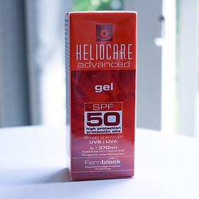Kem chống nắng cho da nhờn, da thường Heliocare Advanced Gel SPF50 50ml