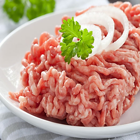[Chỉ bán HCM] - Thịt Heo Xay - Minced ( Ground) Pork - 500gram