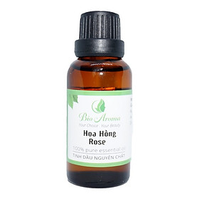 Tinh dầu hoa hồng - Rose 100ml | Bio Aroma