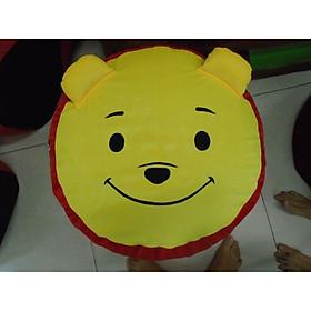 Ghế lười hình trụ Gấu Pooh