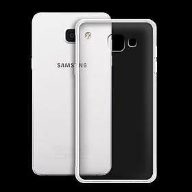 Ốp lưng cho Samsung Galaxy A5 2016 - A510 - 01022 - Ốp dẻo trong - Hàng Chính Hãng
