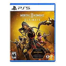 Đĩa Game PS5 Mortal Kombat 11 Ultimate - Hàng Nhập Khẩu