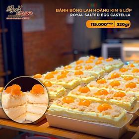 [Chỉ giao HN] Bánh Bông Lan Hoàng Kim 6 Lớp