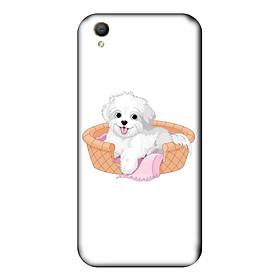 Hình đại diện sản phẩm Ốp Lưng Dành Cho Điện Thoại Oppo Neo 9 Puppy Cute - Mẫu 4