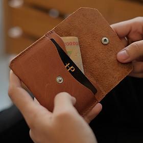 Ví Card Đựng Thẻ ATM , Card Holder Mỏng Nhỏ Gọn