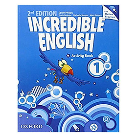 Incredible English 1: Workbook with Online Practice Pack