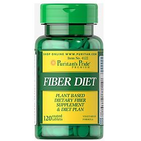 Viên uống hỗ trợ giảm cân bổ sung chất xơ Puritan's Pride Fiber Diet (120 viên)