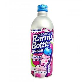 Nước Soda Nho Ramune Sangaria 500g