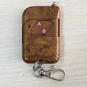 Remote điều khiển đóng mở cửa từ xa cho khóa cổng điện tử