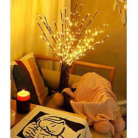 Đèn Led Giả Cành Cây 77cm Trang Trí Phòng Ngủ