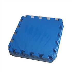 Combo bộ 9 thảm xốp 1 màu(42×42)-màu ngẫu nhiên