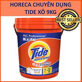 Bột giặt Tide Downy Xô chuyên dụng dành cho kênh nhà hàng khách sạn (HORECA) 9KG