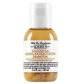 Toner hoa cúc Kiehls Calendula Herbal Extract 40ml